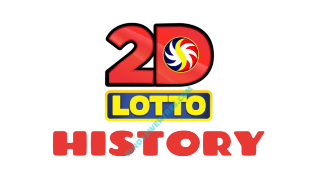 Ez2 Result History - 2D Lotto Result History